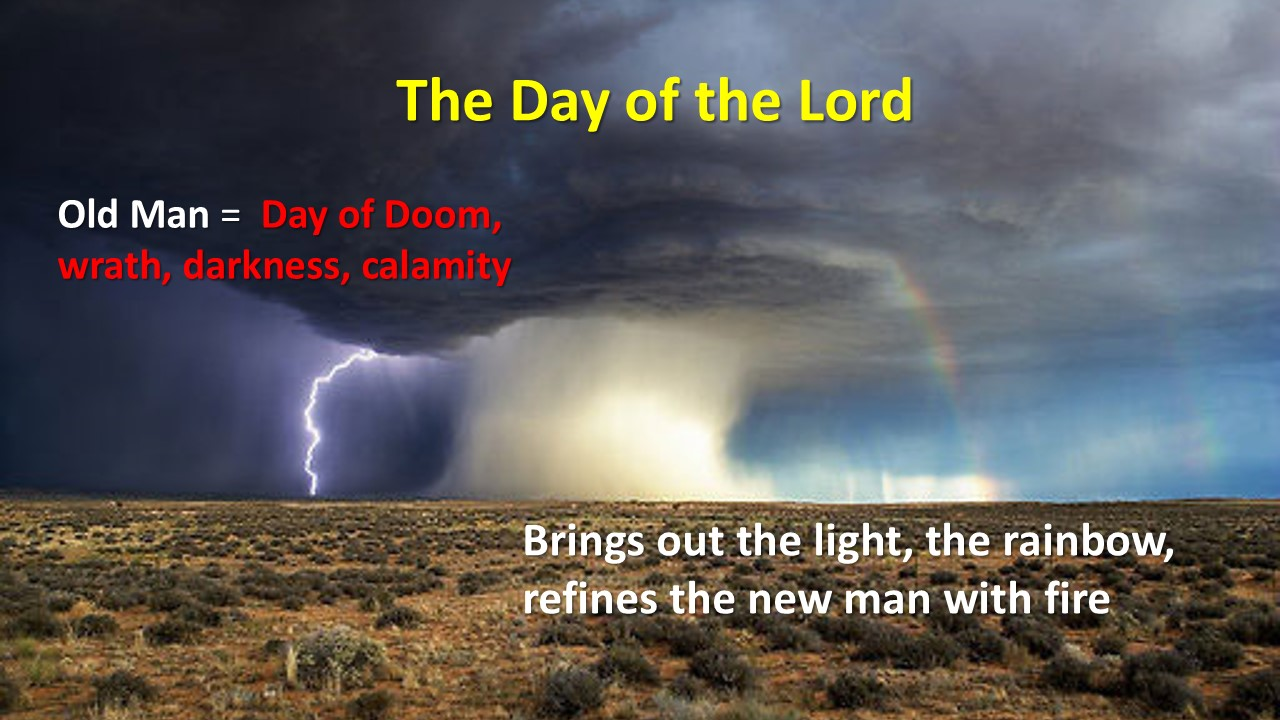 the day of the lord 1 thessalonians 5:1-11 for a man who claims that he does not know much about the coming day of the lord, paul has certainly written us a vivid description of the second coming of jesus christ.
