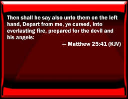 matthew 25-41